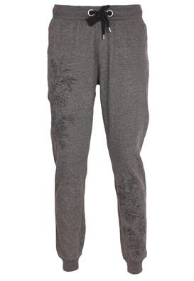 Pantaloni sport Reserved Sally Dark Grey