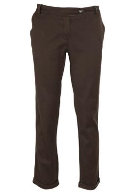Pantaloni Eiki Karla Dark Brown