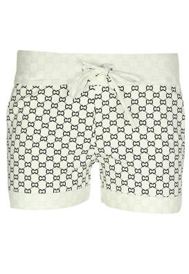 Pantaloni scurti Antonia M Abbie White