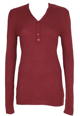 Bluza Primo Emporio Emma Dark Red