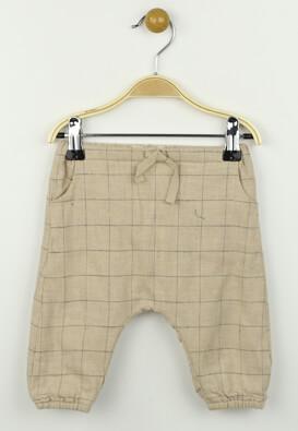 Pantaloni ZARA Patrick Light Beige