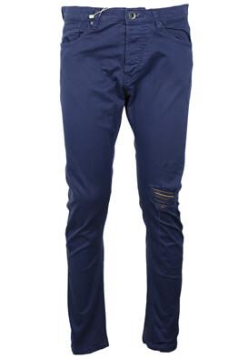 Pantaloni ZARA Petros Dark Blue