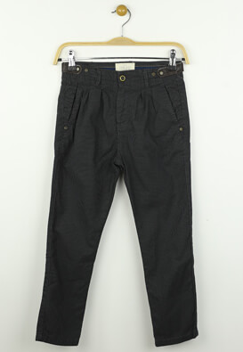 Pantaloni ZARA Nick Dark Grey