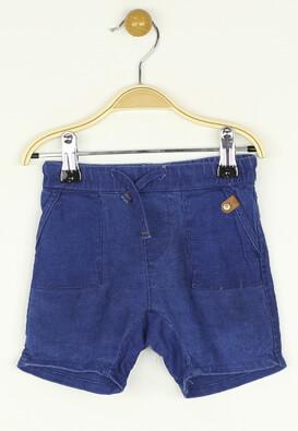 Pantaloni scurti ZARA Will Dark Blue