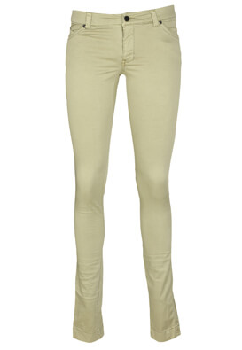 Pantaloni Made For Loving Taya Light Beige