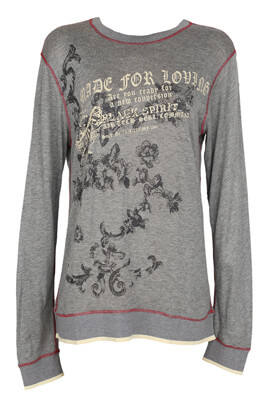 Bluza Made For Loving Alessia Grey