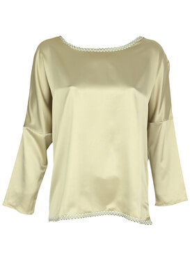 Bluza Miss Miss Nita Light Beige