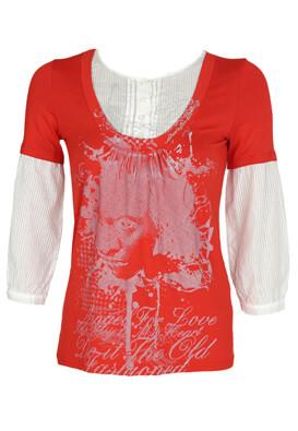 Bluza Made For Loving Misha Red