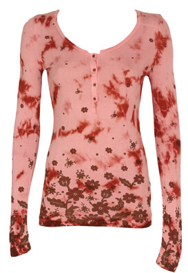 Bluza Made For Loving/Miss Miss Estera Pink