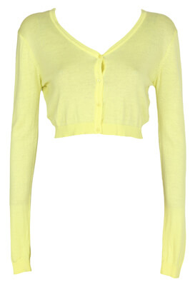 Bolero SH Basic Samantha Yellow