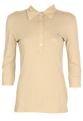 Bluza Made For Loving Jill Light Beige