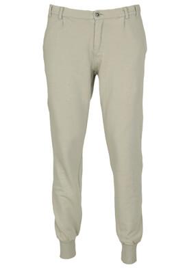 Pantaloni Pure Oxygen Olivia Light Grey
