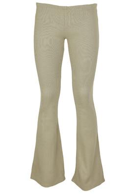 Pantaloni Souvenir Clubbing Berta Light Beige