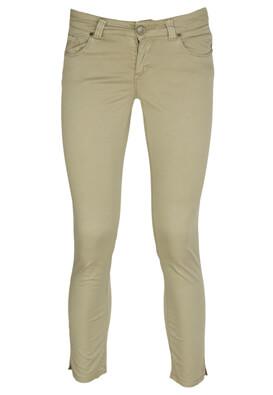 Pantaloni Pure Oxygen Hailey Light Beige