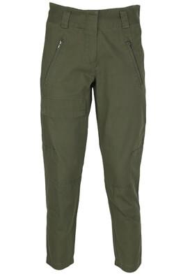 Pantaloni Karl Marc John Nita Dark Green
