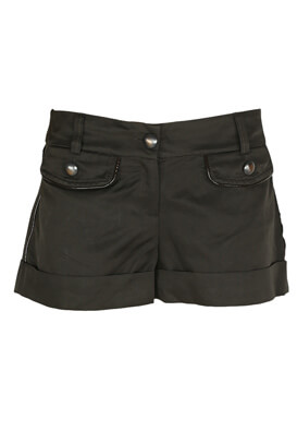 Pantaloni scurti Made For Loving Joyce Black