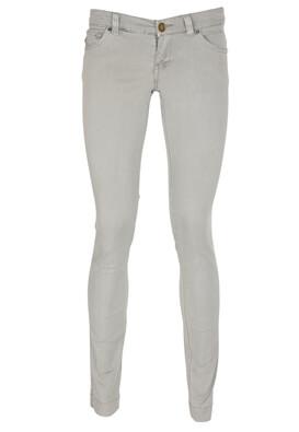 Pantaloni Pure Oxygen Kristen Light Grey