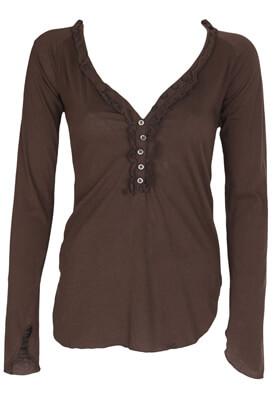 Bluza Made For Loving/Primo Emporio Anette Dark Brown