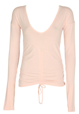 Bluza Miss Miss Melissa Light Pink