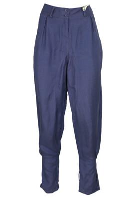 Pantaloni Made For Loving Roberta Dark Blue