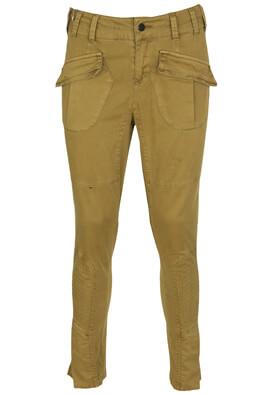 Pantaloni Made For Loving Gloria Light Brown