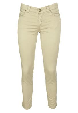 Pantaloni Pure Oxygen Sarah Light Beige