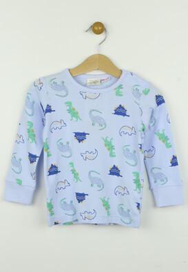 Pijama ZARA Basic Light Blue