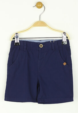 Pantaloni scurti ZARA Will Dark Blue