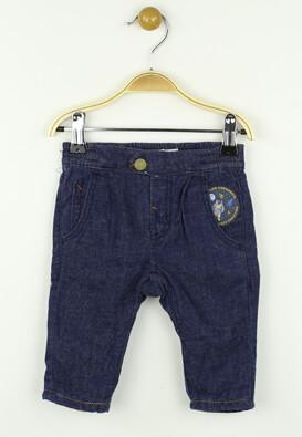 Pantaloni ZARA Eric Dark Blue