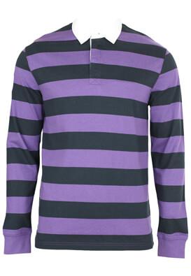 Bluza ZARA David Purple