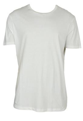 Tricou ZARA Ricco White