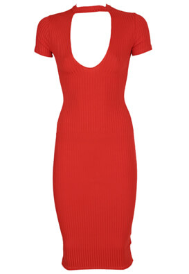 Rochie Pull and Bear Camilla Red