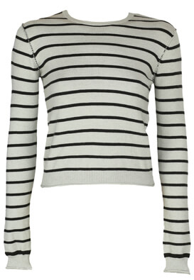 Bluza Pull and Bear Fiona Light Grey