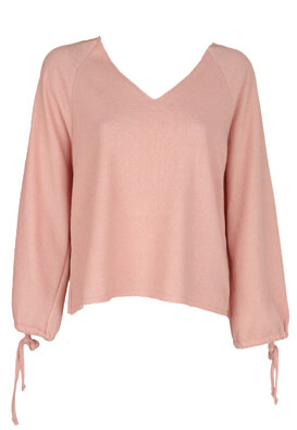 Bluza Pull and Bear Misha Pink