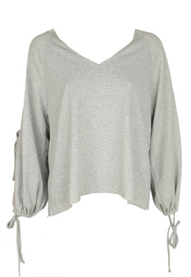 Bluza Pull and Bear Yvonne Grey