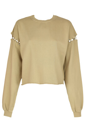 Bluza Pull and Bear Caty Beige