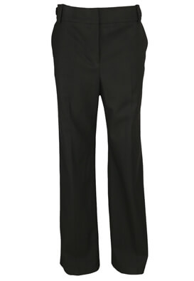Pantaloni de stofa Next Sarah Black