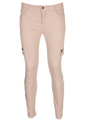 Blugi Pull and Bear Amelia Light Pink