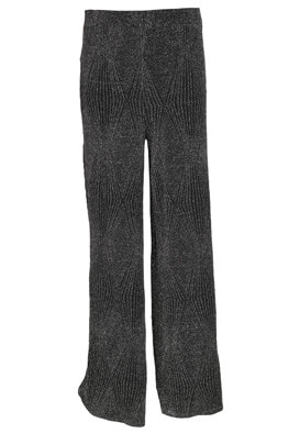 Pantaloni Pull and Bear Berta Black