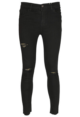 Blugi Pull and Bear Ella Black