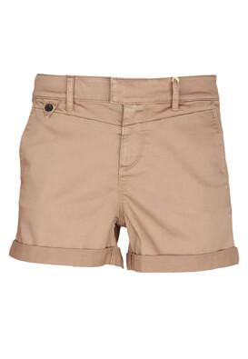 Pantaloni scurti Pull and Bear Lara Pink