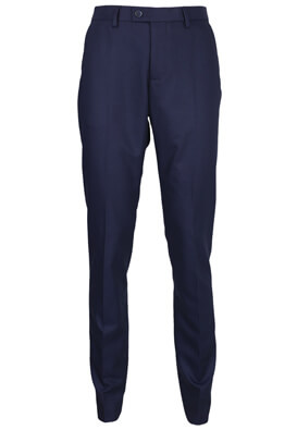 Pantaloni de stofa ZARA Victor Dark Blue