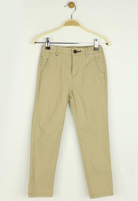 Pantaloni ZARA Isaac Light Beige
