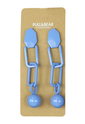 Cercei Pull and Bear Pamela Blue