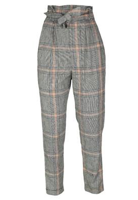 Pantaloni Bershka Fran Grey
