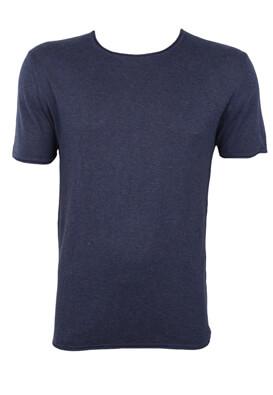 Tricou ZARA Eddie Dark Blue