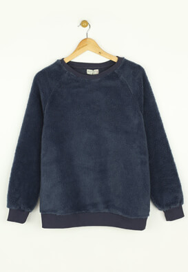 Pulover ZARA Bradley Dark Blue