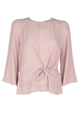 Bluza Bershka Elle Light Pink