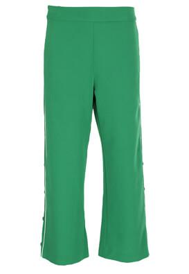 Pantaloni Stradivarius Ginger Green