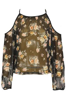 Bluza New Look Hailey Black